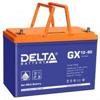 Аккумулятор DELTA GX 12-90, 12V/90A*ч