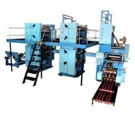 Рулонная офсетная печатная машина TRUE COLOR