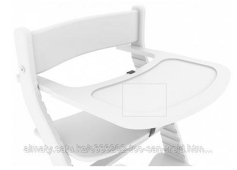 Столик для кормления Белый для стула Усура