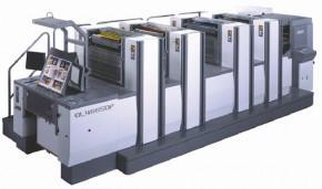 Листовые офсетные печатные машины SAKURAI OLIVER 466 SDP