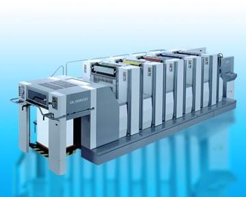 Листовые офсетные печатные машины SAKURAI OLIVER 566 SDP