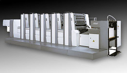 Листовые офсетные печатные машины SAKURAI OLIVER 575 SD
