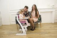 Столик для кормления Белый для стула Усура, фото 8