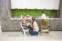 Мягкое основание зеленое для растущего стула Усура, фото 8