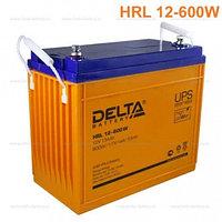 Аккумулятор DELTA HRL 12-600, 12V/140A*ч