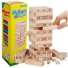 Настольная игра «Падающая башня» (Десятое королевство)