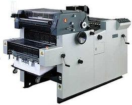 Листовая печатная офсетная машина GRONHI 4700B