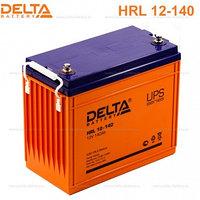 Аккумулятор DELTA HRL 12-600W, 12V/140A*ч