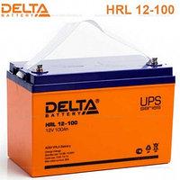 Аккумулятор DELTA HRL 12-470W, 12V/100A*ч, фото 1
