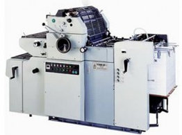 Листовая офсетная печатная машина формата GRONHI YK 500B-NP