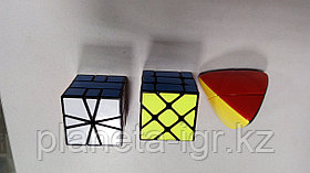Набор №1 Фишеркуб Мойю Square-1 Мойю 2х2 пирамофикс Шенгшоу