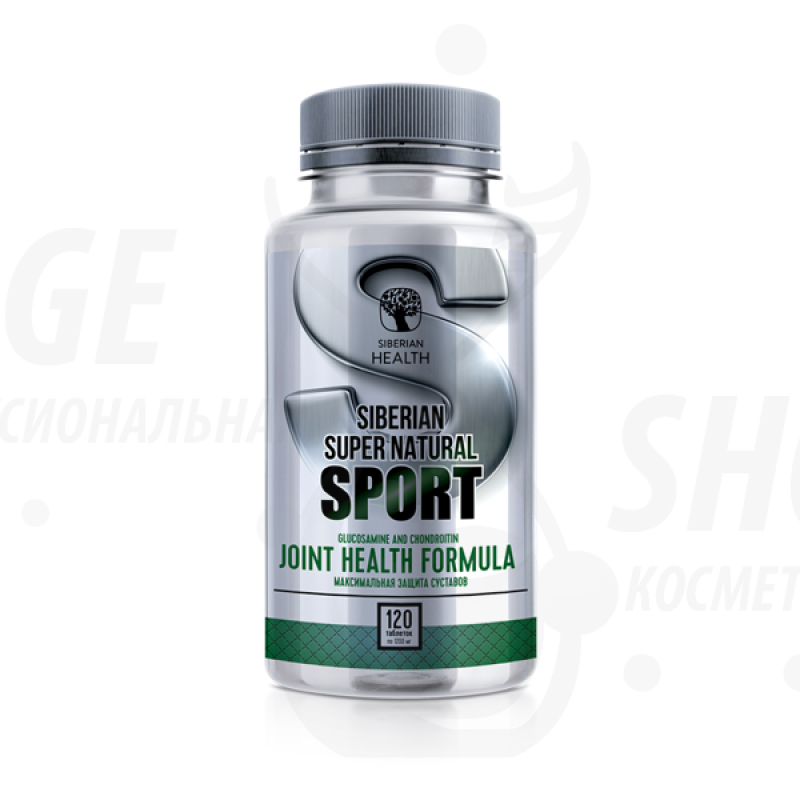 Хондропротектор Siberian Super Natural Sport