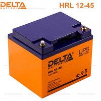 Аккумулятор DELTA HRL12-211W, 12V/45A*ч