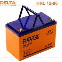 Аккумулятор DELTA HRL 12-420W, 12V/90A*ч