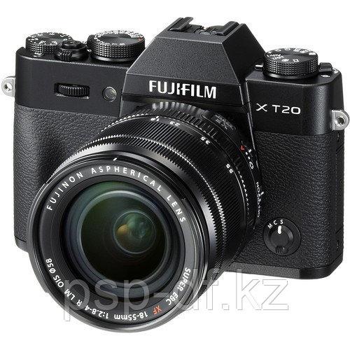 Fujifilm X-T20 kit XF 18-55mm f/2.8-4 R LM OIS Black