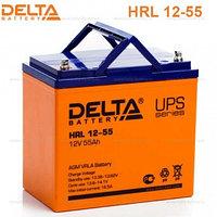 Аккумулятор DELTA HRL 12-260W, 12V/55A*ч