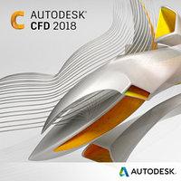 Autodesk CFD - cloud service entitlement CLOUD COM New SU 3Y Sub. w/AS