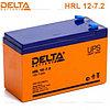 Аккумулятор DELTA HRL 12-7, 12V/7,2A*ч