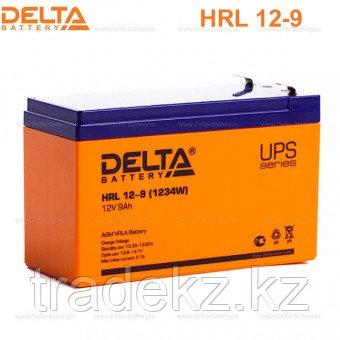 Аккумулятор DELTA HRL 12-9, 12V/9A*ч, фото 2