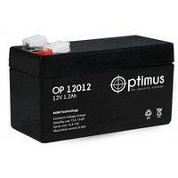 Аккумулятор OP12012, 12V/1.2 A*ч