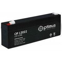Аккумулятор OP12022, 12V/2,2A*ч