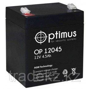 Аккумулятор OP12045, 12V/4,5A*ч, фото 2
