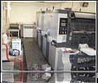 Ryobi 524H б/у, 1996г. - 4-х красочная печатная машина, фото 2