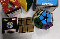 Набор №7: Шенгшоу: зеркальный золотой+киломинкс+пирамофикс