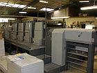 RYOBI 924! 92х62 см формат! 2008г.! 35 мил. отт. 4-х красочная офсетная печатная машина, фото 2