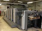 RYOBI 924! 92х62 см формат! 2008г.! 35 мил. отт. 4-х красочная офсетная печатная машина, фото 3