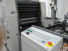 RYOBI 522HX 1998 г. 2-х красочная офсетная печатная машина, фото 2
