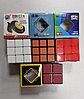 Набор №8: Шенгшоу: 3х3 черный+3х3 полускоростной белый+3х3 Rainbow color+2x2 черный