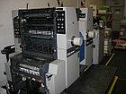 RYOBI 522H 1995 г. 2-х красочная офсетная печатная машина, фото 2