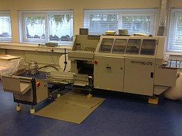 Термоклеевой биндер HORIZON BQ-270, 2005, автомат, фреза, обложка