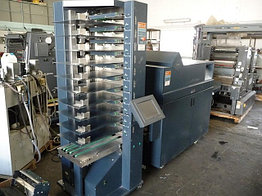 1 башня (10 лотков) +брошюровщик-автомат Bourg BST-10+BDF 2004 г.