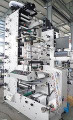 6-ти красочная Флексографская печатная машина ATLAS-450