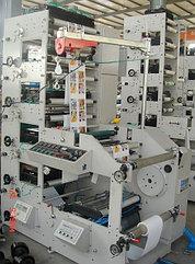 5-ти красочная Флексографская печатная машина ATLAS-650