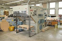 Высекальный пресс б/у автомат 106х76 см TMZ Unicutter 6000, 1990 г. в.