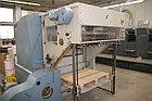Высекальный пресс б/у автомат 106х76 см TMZ Unicutter 6000, 1990 г. в., фото 4