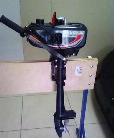 Лодочный мотор  2х тактный HANGKAI 3.5 лс, фото 2