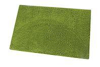 Коврик для ванной Fixsen Metra МА1246C зеленый 1-ый 50х70см