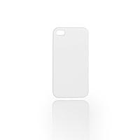 Чехол белый для iPhone 4/4s (глянцевый)