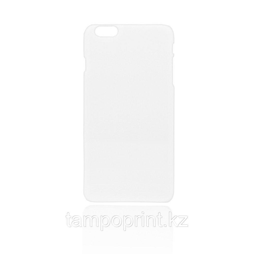 Чехол белый для iPhone 6 Plus/6s Plus (глянцевый)