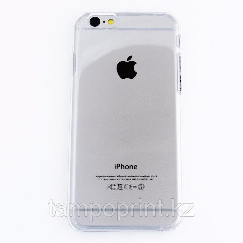Чехол прозрачный для iPhone 6/6s (глянцевый)