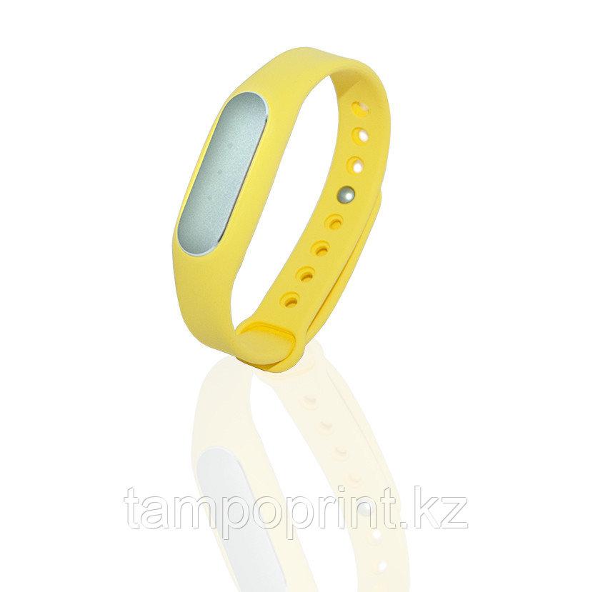 Фитнес-браслет Xiaomi Mi Band 1s Pulse желтый