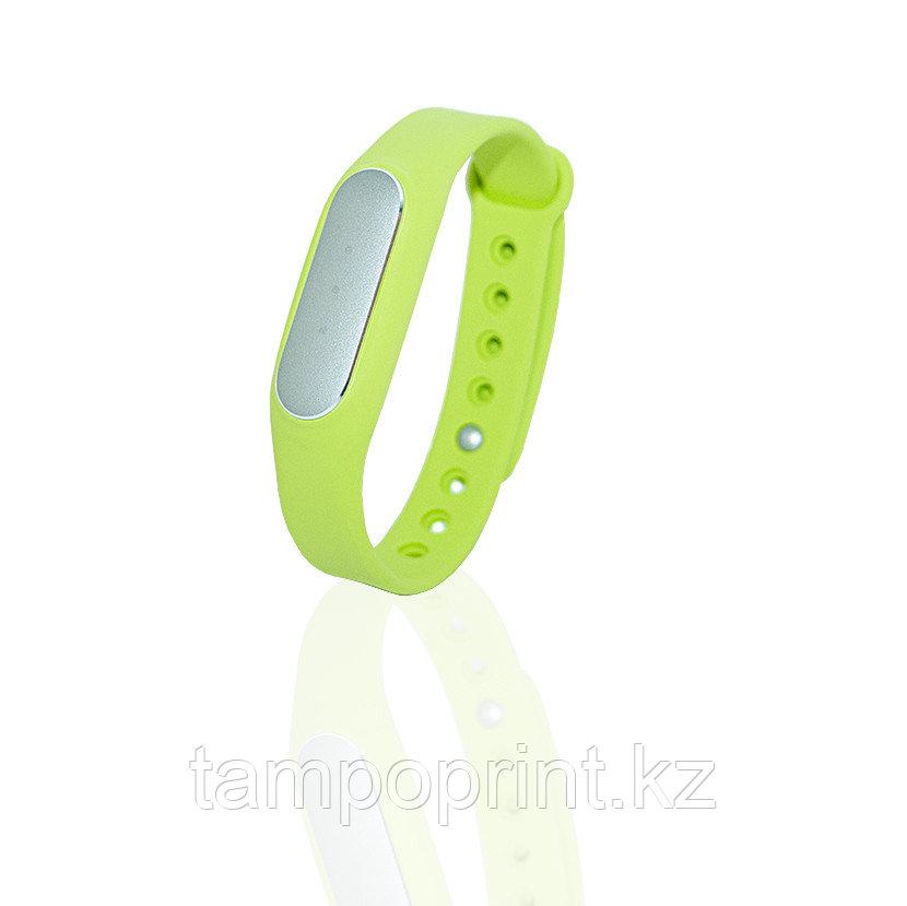 Фитнес-браслет- Xiaomi (Реплика) (зеленый)