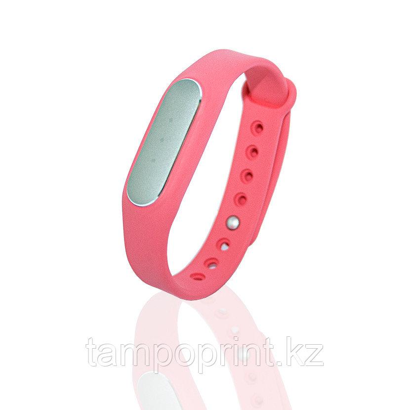 Фитнес-браслет- Xiaomi (Реплика) (розовый)