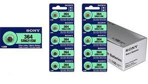 Батарея Sony 364 1.55v  SR621SW