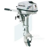 Подвесной лодочный мотор Honda BF 5 SHU