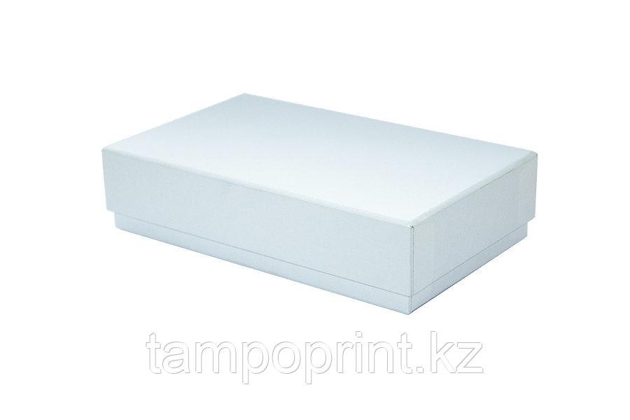 U-PK023 (картон) (НЕОБОДИМО ВЫРЕЗАТЬ ЛОЖЕМЕНТ) белый, 119х195*45